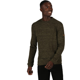 Regatta Leith Pullover Men dark khaki